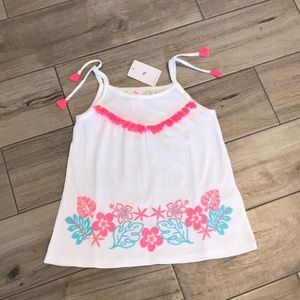 Tommy Bahama Beach Cover Up Size 5-6.